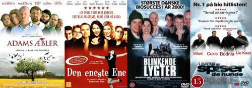 Danske Film quiz – Quizz – Kan du svare rigtigt?